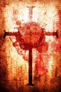 blood water cross