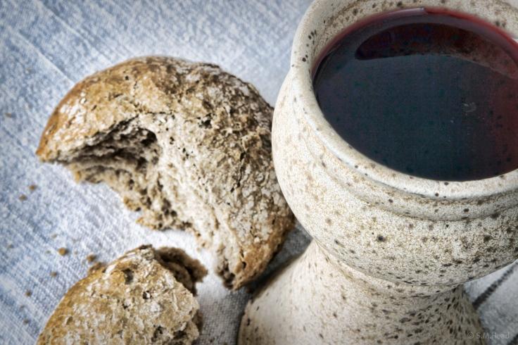 bread-wine rustic