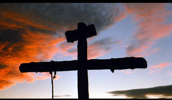 cross passion