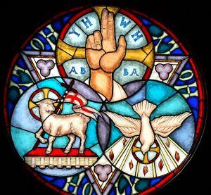 santa trinidad holy trinity