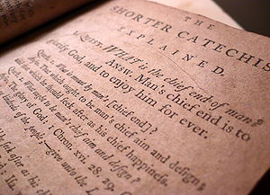 westerminster_catechism_wikicommons