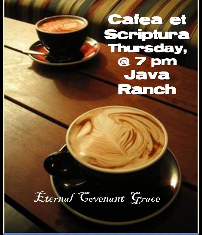 cafea et scriptura rg